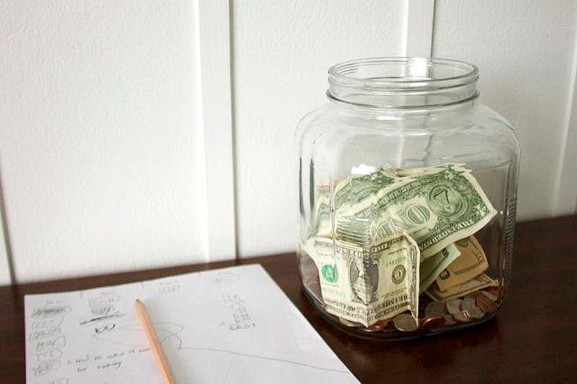 kids coin jar