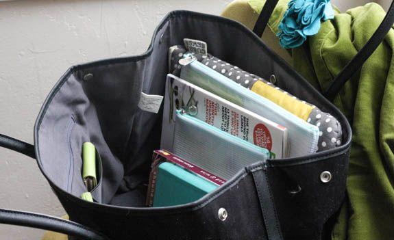 Keep your bag sane