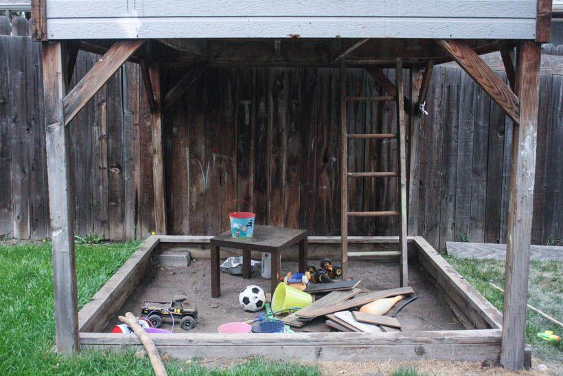 treehouse basement