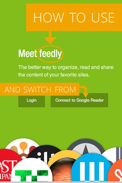 How to use Feedly (and switch from Google Reader).