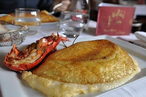 Omelettes in Normandy