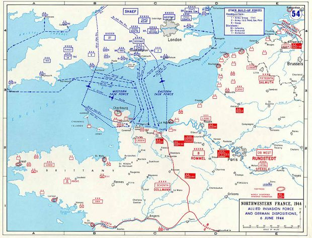 Plan of D-Day