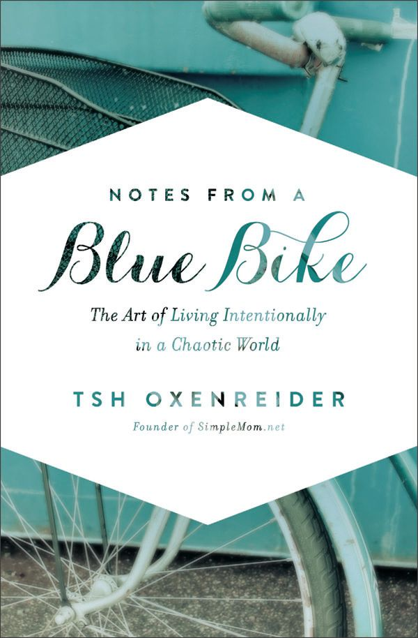 Notes From a Blue Bike cover