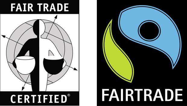 fair trade logos