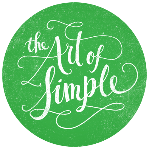 Simple Mom is now The Art of Simple!