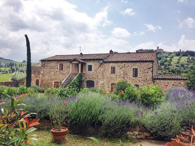 What Tuscany taught me about living analog