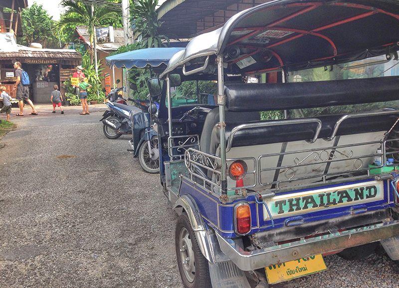 thailand tuktuk