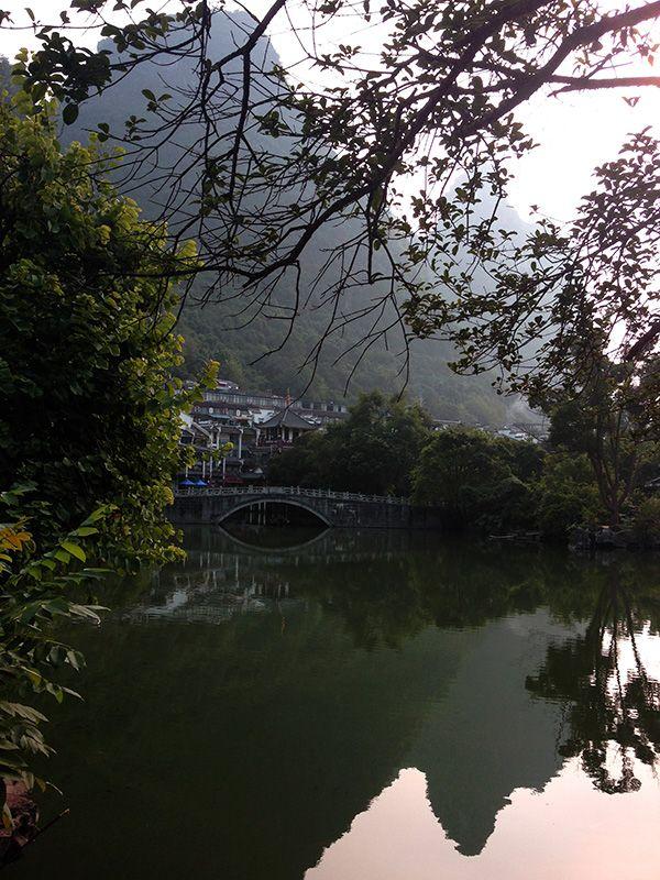 yangshuo bridge