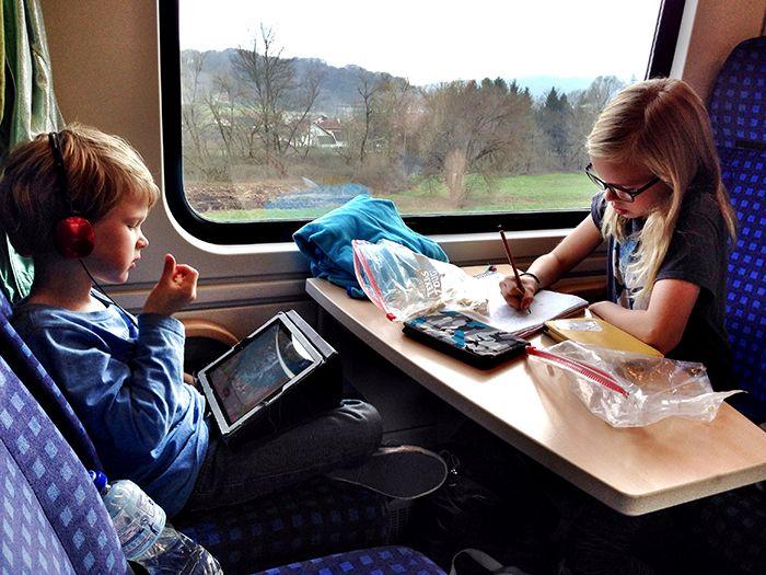 trainschooling