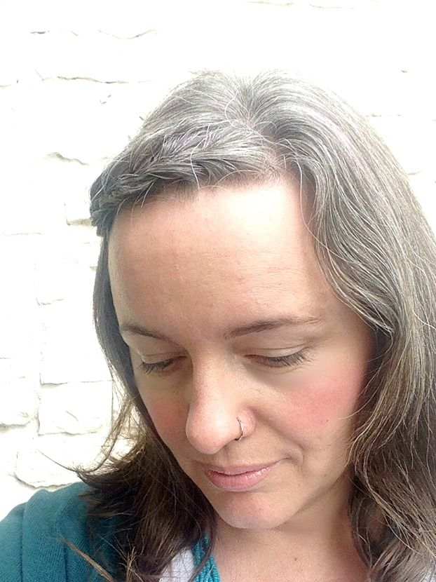 Going gray in your 30s - why it can be a beautiful thing to embrace.