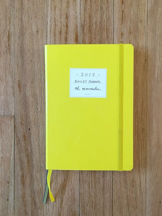 Useful ways to bullet journal