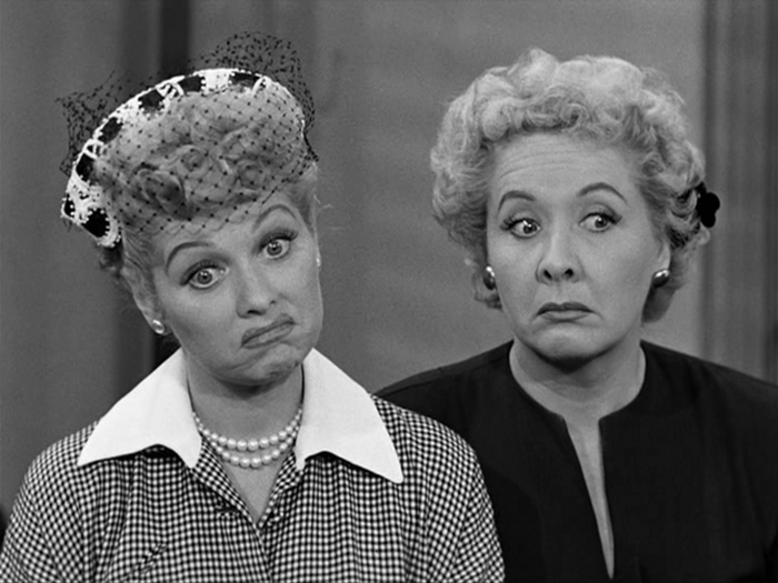 lucy and ethel